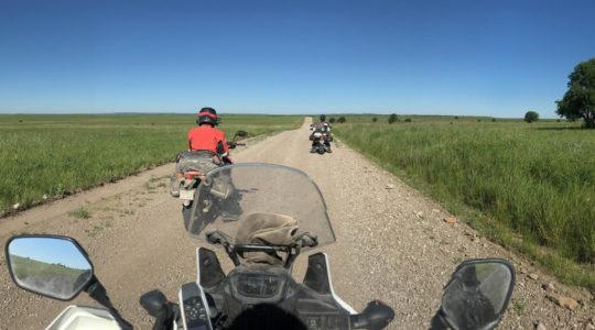 TAT Photo Journal 11 – Into Oklahoma – Mountainburg, AR 6/19 to Alva, OK 6/20