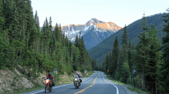 Photo Journal 15 – Passing Some Passes – Gunnison, CO 6/26 to Ophir Pass, CO 6/26