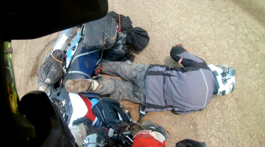 VLOG 10 – MUD IS A TAT RIDER'S WORST ENEMY