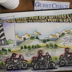 Motorcyclist Magazine 2 – TransAmerica Trail Ride Begins At Cape Hatteras Lighthouse